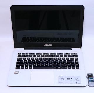 Laptop Bekas ASUS X454WA-VX005D | AMD E1