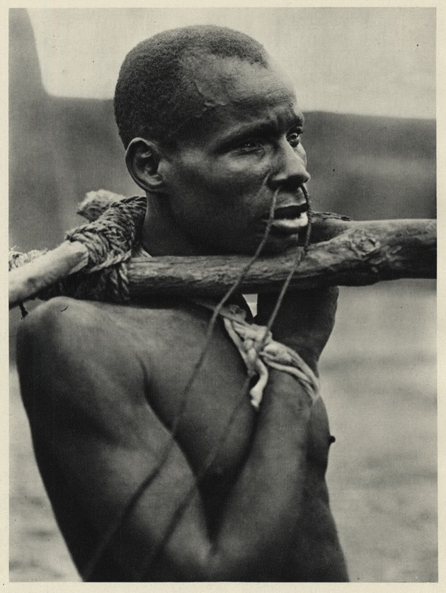 Old Photographs Of African Warriors Vintage Everyday