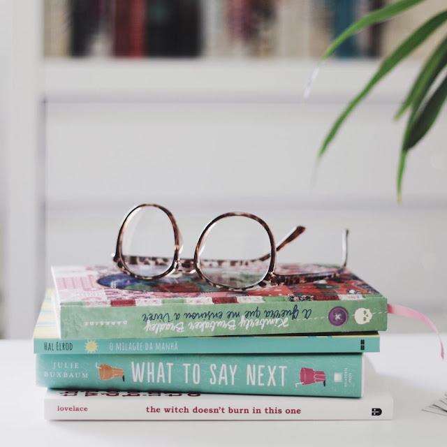 Porque eu releio livros