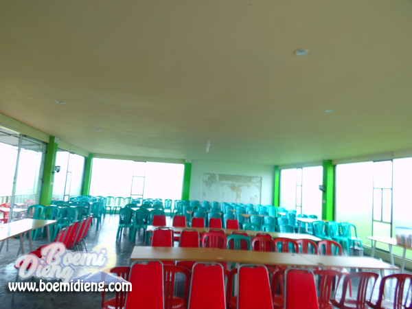 restoran boemi dieng interior