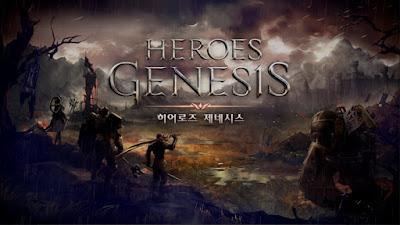 Heroes Genesis v 0.10 Mod Apk (Unlocked)