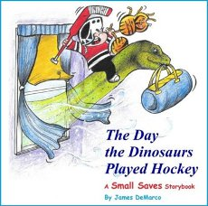 The Day the Dinosaurs Played Hockey