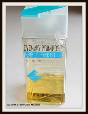 The Nature's Co Evening Primrose Hair Cleanser Review