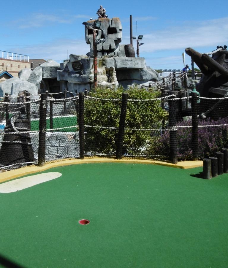 Treasure Island Golf Portsmouth