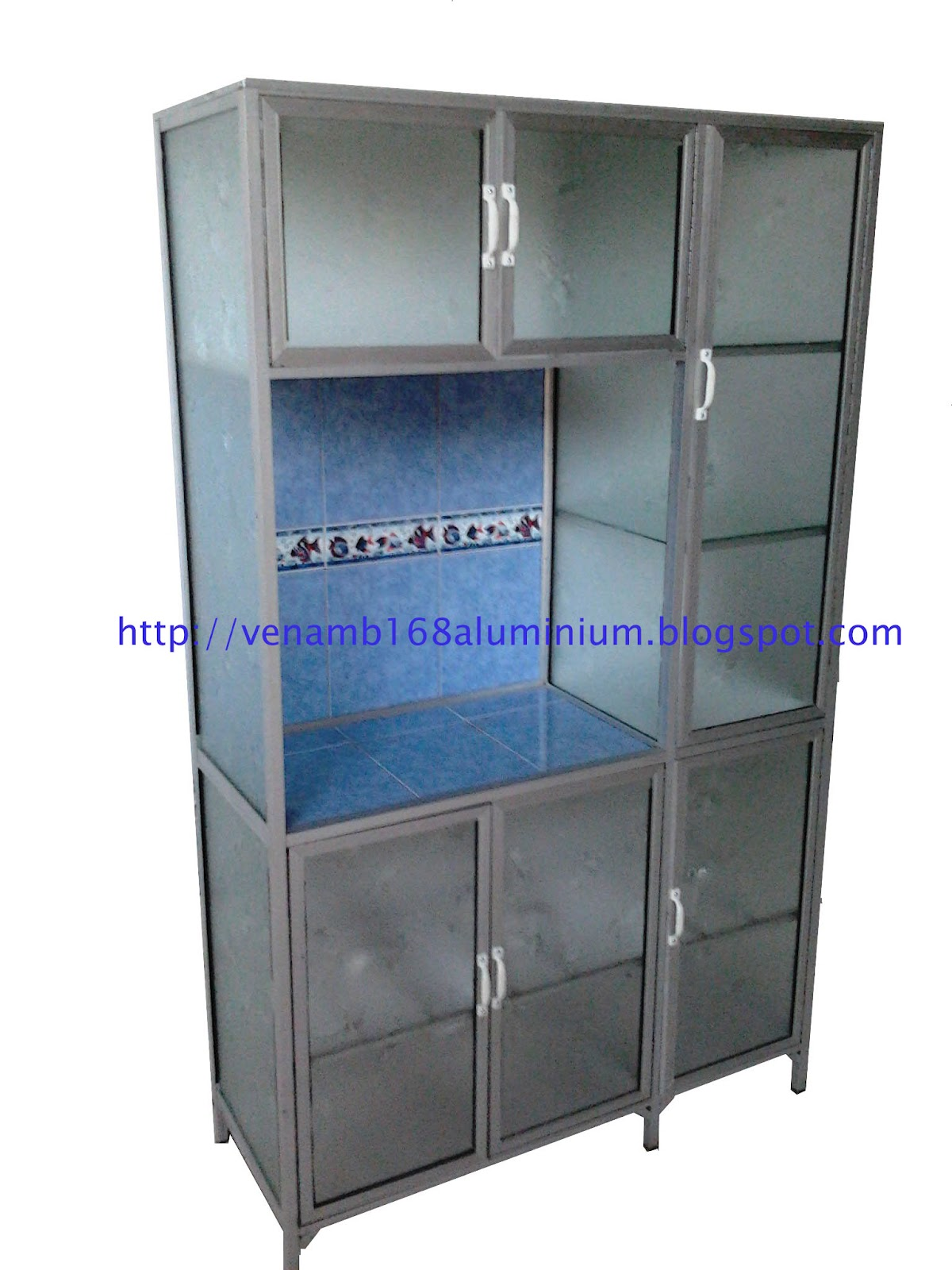 Kitchen Set Aluminium Jogja Kitchen Set Aluminium Semarang 4 Modern Home Revolution