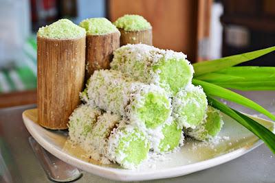 Resep Kue Putu Bambu Khas Medan