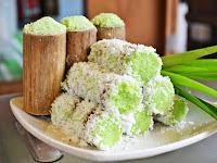 Resep Lengkap Kue Putu Bambu Khas Medan Paling Enak