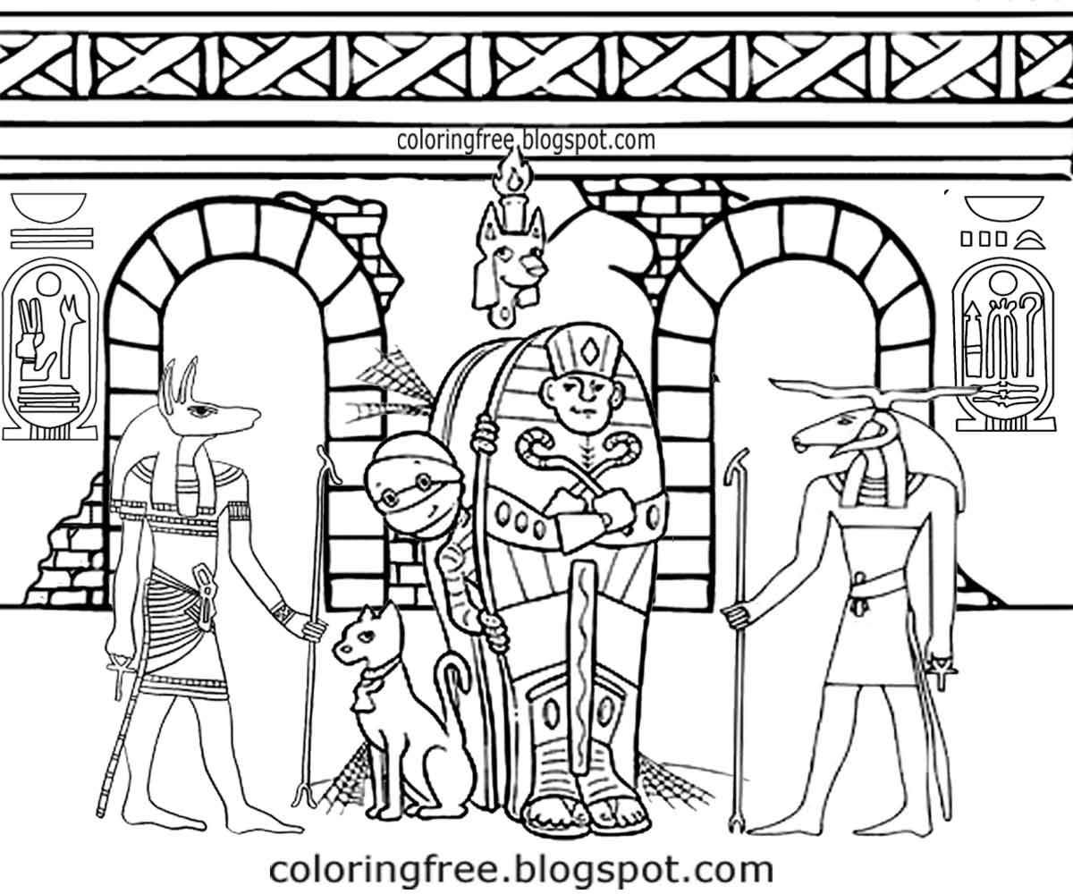 swamp monster coloring pages | Swamp Monster Halloween Coloring Coloring Pages