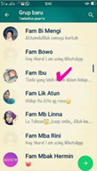 Membuat Link Menuju Chat WhatsApp