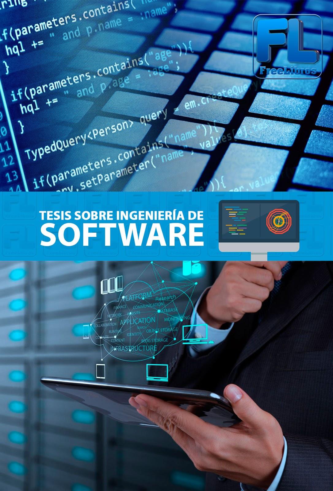 Tesis Sobre Ingenieria de Software