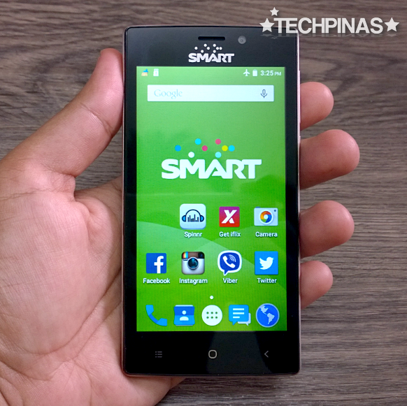 Starmobile Play Click Smart Prepaid Bundle