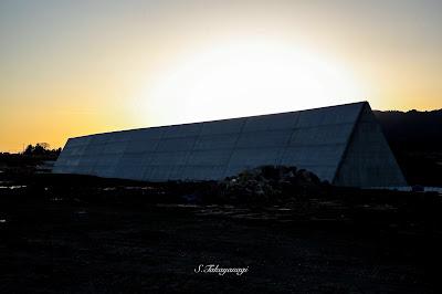復興支援 石巻市内 復興工事 護岸工事 防潮堤