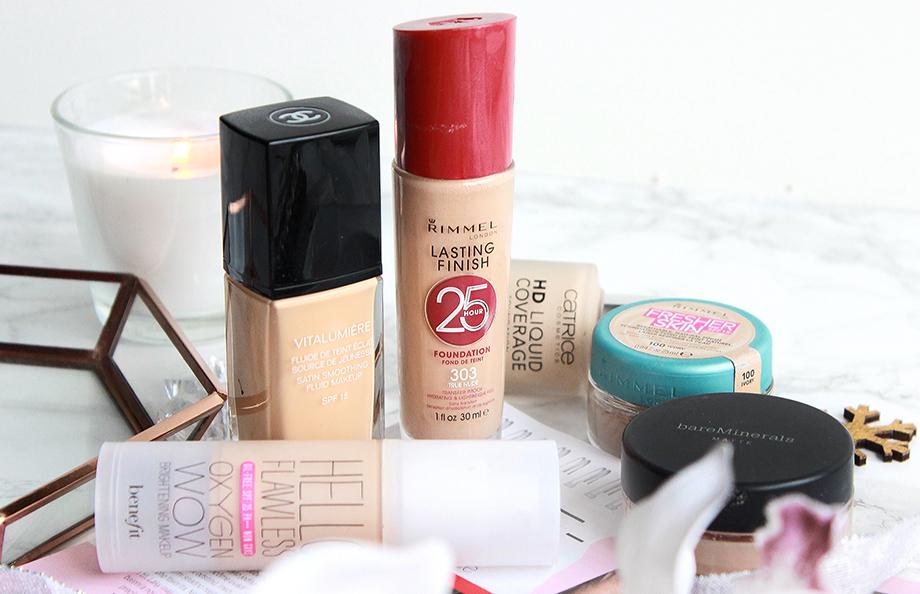 Nejlepší Make-Up Pro Mastnou Pleť