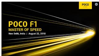 POCO F1,Xiaomi,Latest Android Phone,POCO,Tech News