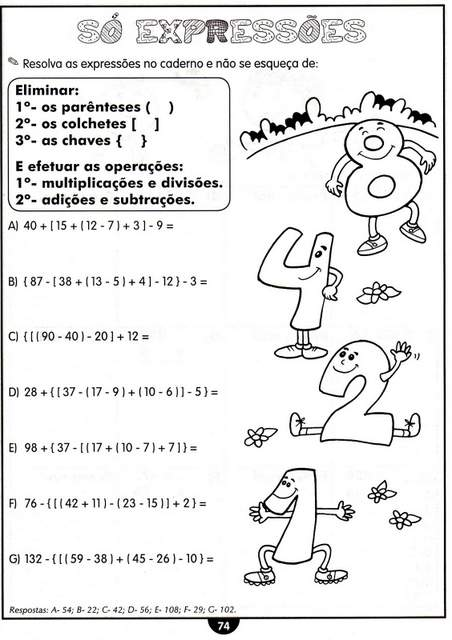 divisão matematica