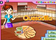 Cocina de Sara Quesadillas