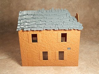 BMC Toys Damaged House from Playsets