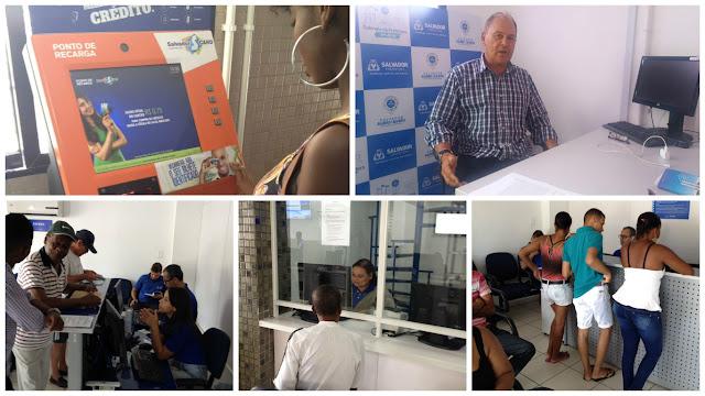 Prefeitura Bairro facilita acesso da população aos serviços públicos