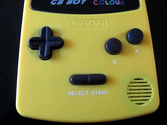 GB Boy Colour Buttons