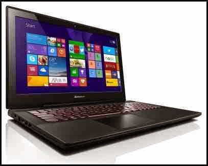 LAPTOP GAMING LENOVO Y50