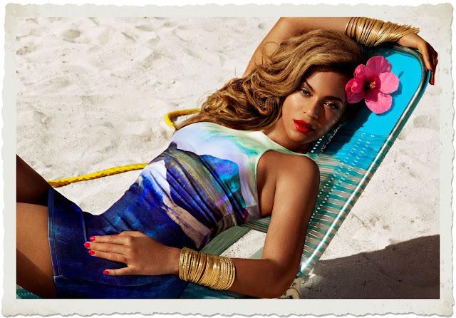 Beyoncé Knowles per H&M