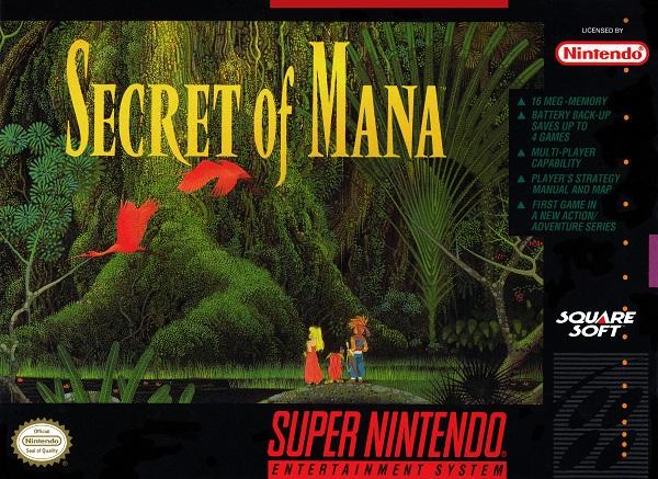 Secret of Mana [Español] - Portada