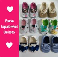 e3ff9b228 Curso Sapatinhos de Bebês Unissex - Capacita Cursos Online
