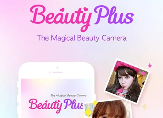"aplikasi kamera android terbaik ""Beauty Plus"""