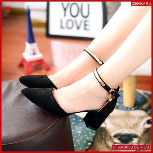 DFAN3053S94 Sepatu Ar01 Hak Tahu Wanita Sepatu Hak BMGShop