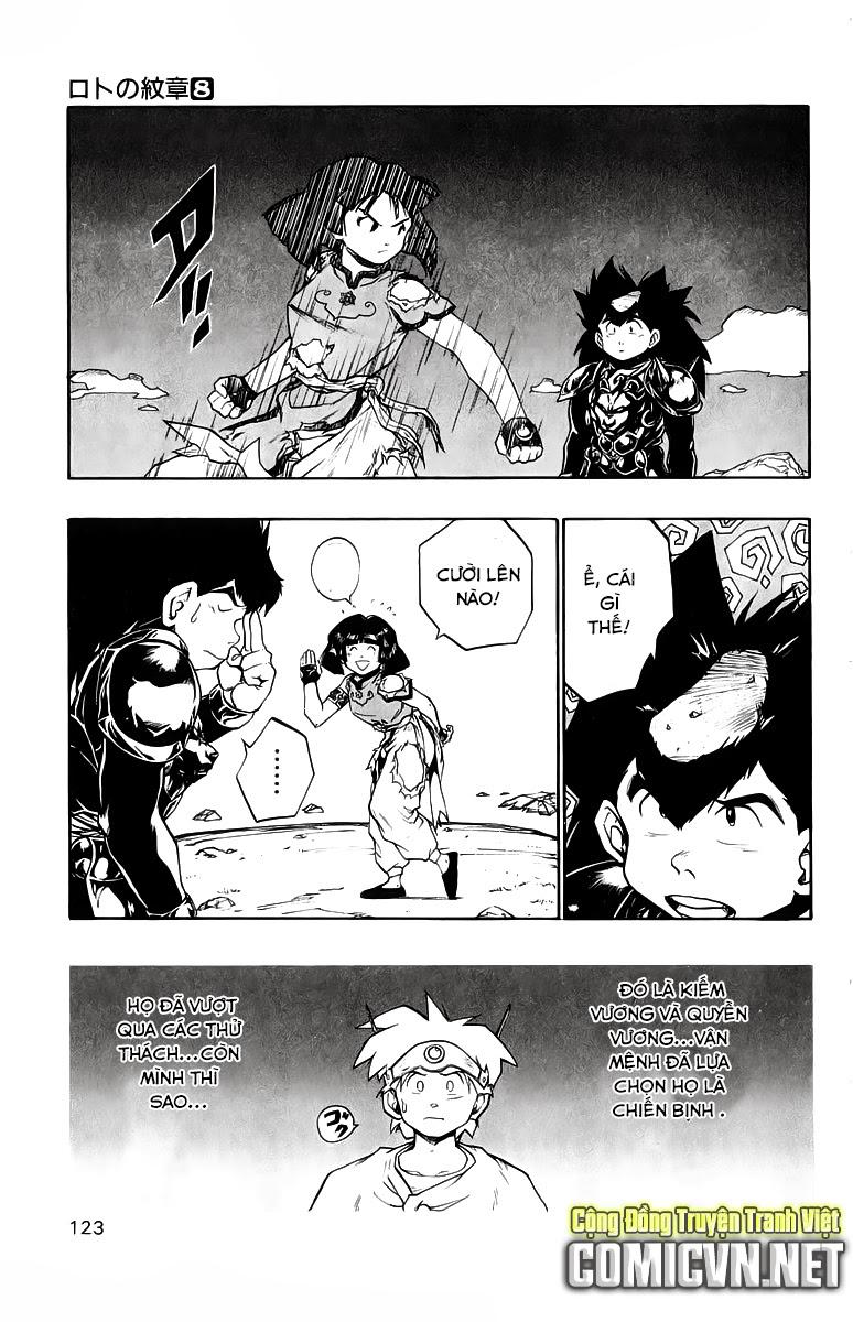 Dragon Quest: Emblem of Roto chapter 28 trang 25