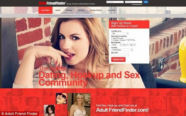 Adult friends site