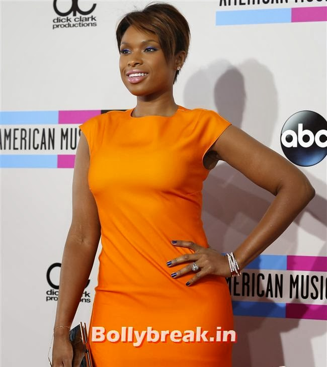 Jennifer Hudson, American Music Awards 2013