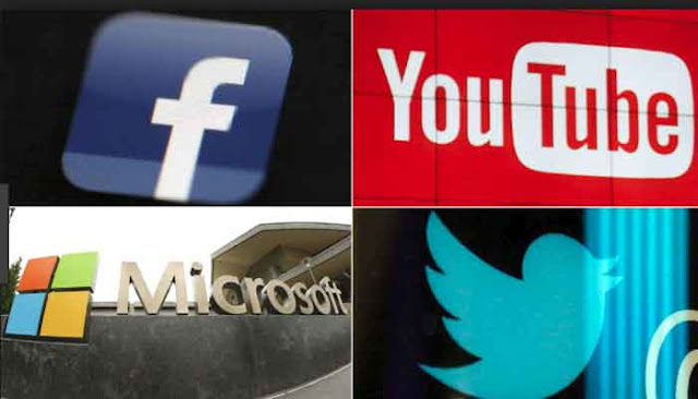 YouTube, Microsoft, Twitter, Facebook Responding More Quickly to Hate Speech   EU