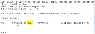 Setting Up Compression Tiering for Automatic Data Optimization