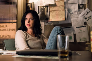 "Netflix March 2018 Programming (""Jessica Jones,"" ""Voltron"")"
