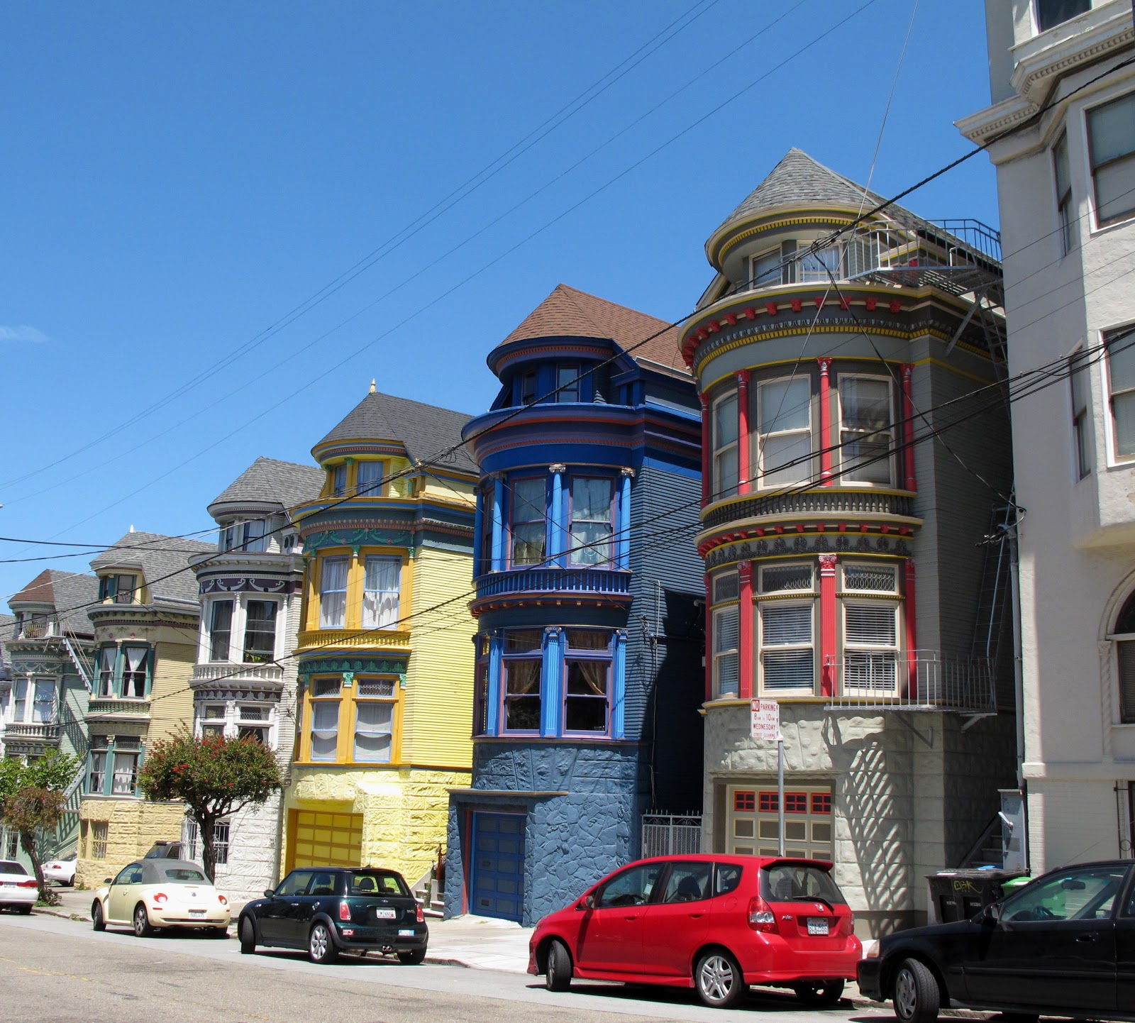 Wooster Square Daily Photo: The Haight