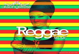 AK Songstress – Reggae Music (Prod. By Nature)
