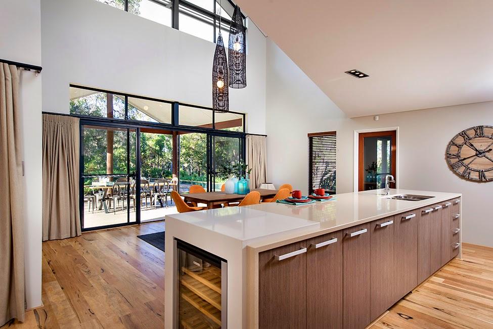 22 Simple Contemporary Open Floor House Plans Ideas Photo