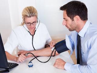 Ciri Ciri atau Gejala Tekanan Darah Rendah