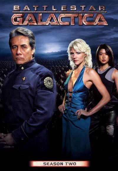 Battlestar Galactica 2005: Season 2