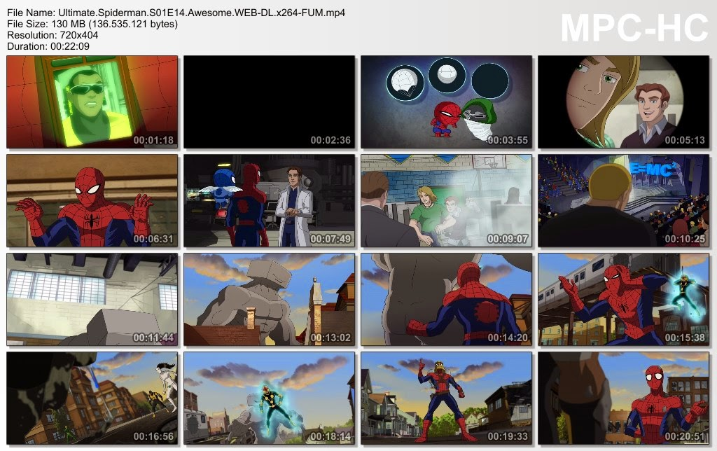 How to download & online watch ultimate spiderman season (1-2-3-4.