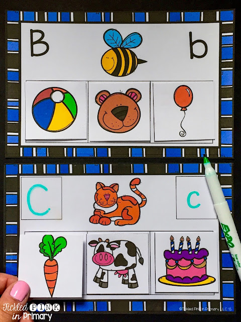 Phonemic Awareness - Differentiated Sound Mats