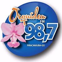 Rádio Orquídea FM - Piracanjuba/GO
