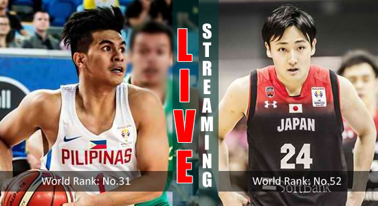 Livestream List: Gilas Pilipinas vs Japan game live streaming February 25, 2018 FIBA World Cup Qualifiers