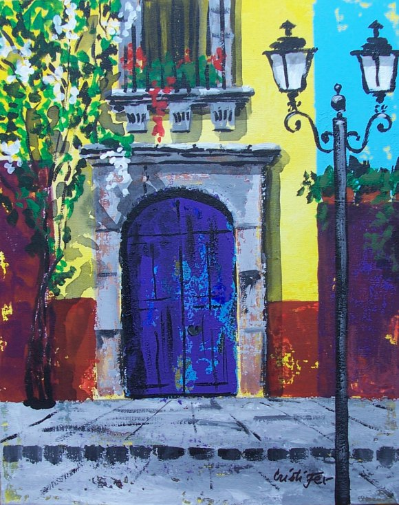 Cristi Fer Art Gallery And Workshops San Miguel De Allende Mexico