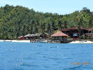foto pulau sikuai sumatera barat