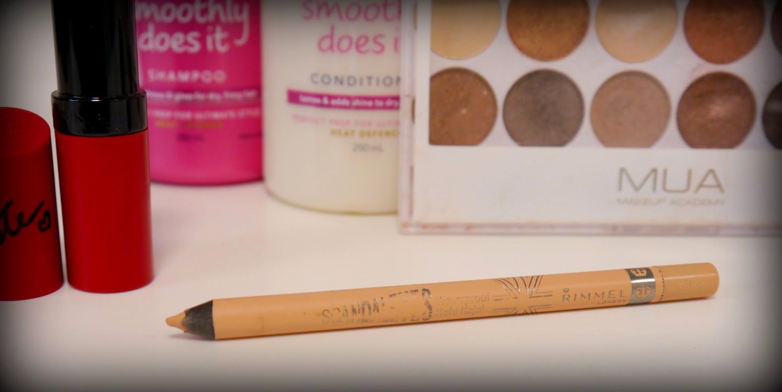 photo of Rimmel Scandaleyes waterproof kohl eyeliner 005 nude