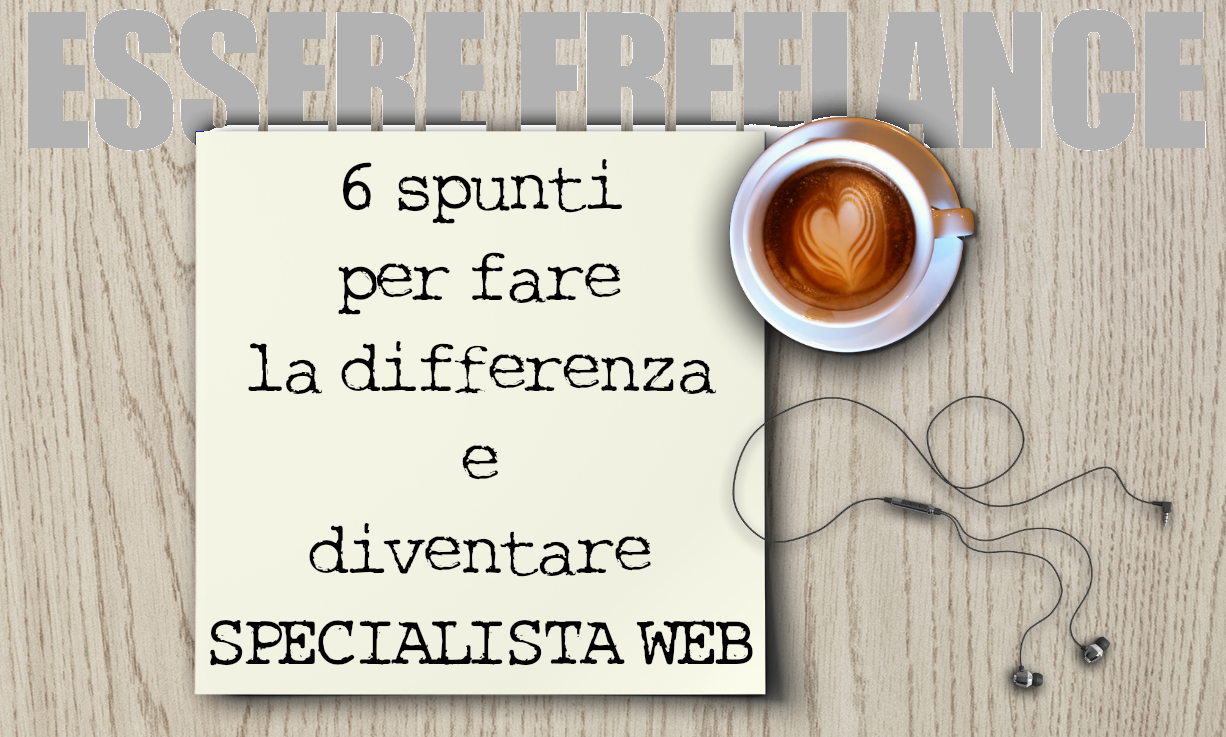 freelance lavoro online business digitale specialista web