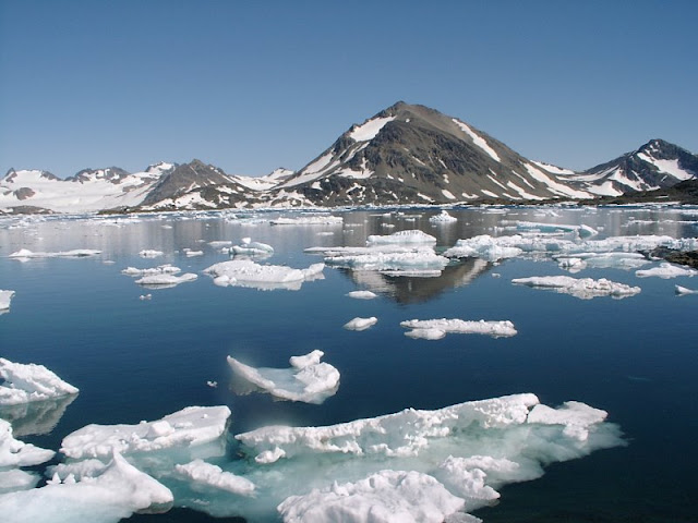 Picture Day Friday Greenland Scenery Cogitations And