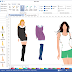 Free download Fashion design flat sketch app download
